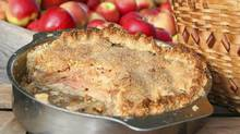 Chef Michael Smith Apple Pie recipe (Nina Linton/Nina Linton/The Globe and Mail)