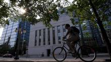 Bank of Canada announces interest rate, Tuesday (Adrian Wyld/THE CANADIAN PRESS)