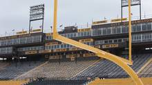 The Hamilton Tiger-Cats and city politicians are close to finalizing a deal to refurbish Ivor Wynne Stadium in time for the 2015 Pan Am Games. Globe and Mail photo by Glenn Lowson (Glenn Lowson/Copyright: Glenn Lowson)