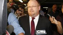 Mark Towhey was fired as Rob Ford's chief of staff. (Fernando Morales/The Globe and Mail)