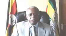 Screen grab of Uganda's PM, Amama Mbabazi