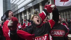Sochi: #Patriotism - Across Canada And Around The World, Fans Go Wild