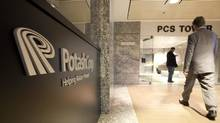 There were a lot of big deals announced in August, but nothing close to BHP Billiton Ltd.'s $39-billion bid for Potash Corp. of Saskatchewan. (DAVID STOBBE/David Stobbe/Reuters)