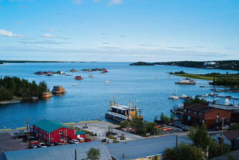 A city of two worlds, Yellowknife is an open book well worth reading