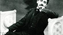 Marcel Proust published Swann's Way, the first volume of his seven-volume novel In Search of Lost Time, in 1913.