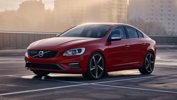 Beautiful ... All Wheel Drive. 2018 Volvo S60.