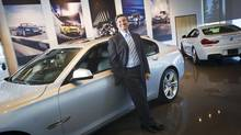 Eduardo Villaverde, CEO of BMW Group Canada, says the auto maker's Canadian unit is on track to be among the top 10 BMW markets in the world. (Kevin Van Paassen/The Globe and Mail)