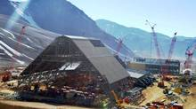 Moody's has cited the halt of Barrick's Pascua-Lama project in South America (Barrick Gold)