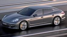Raising the bar for performance and luxury, the new 550-hp Panamera Turbo S is the pinnacle of Porsche's four-door lineup. (Hand-Out/PORSCHE CANADA)