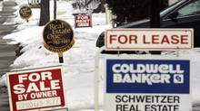 The U.S. housing market is recovering. Home prices and existing home sales have risen steadily this year while inventory fell to a 10-year low. (Carlos Osorio/AP)
