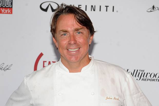 Chef John Besh, shown in 2015.