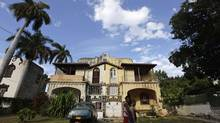 A house in Havana's Miramar prime real estate area March 18, 2013. (DESMOND BOYLAN/REUTERS)