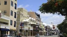Stroll Front Street in Hamilton, Bermuda. (Thinkstock)