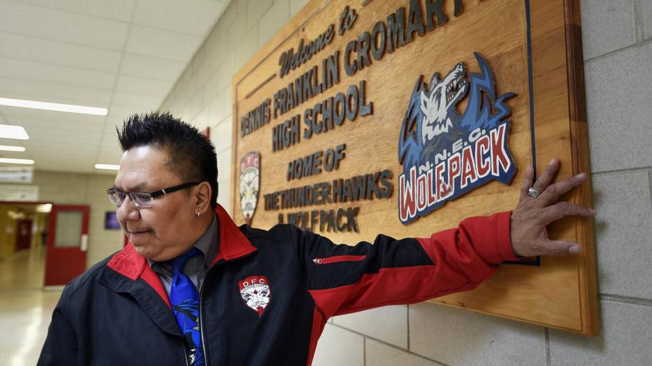 Breaking the cycle: Inside a high school that is reimagining indigenous education