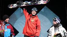 Regina's Mark McMorris opened the snowboarding season with a gold medal performance in slopestyle at the Dew Tour on Sunday. (file photo) (ESPN IMAGES)