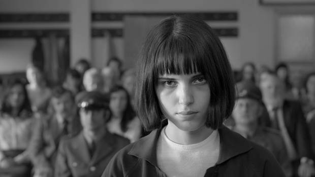 I, Olga Hepranova, screening at this year's Rendezvous with Madness film festival in Toronto, tells the true story of a murderer who rejected a life-saving insanity defence because she believed herself no more crazy than the world that made her.