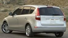 2009 Hyundai Elantra Touring (Hyundai)