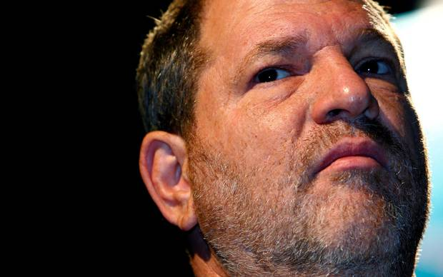 Harvey Weinstein attends the Middle East International Film Festival in Abu Dhabi on Oct. 15, 2007.