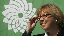 Green Party Leader Elizabeth May. (Mike Dembeck/The Canadian Press)