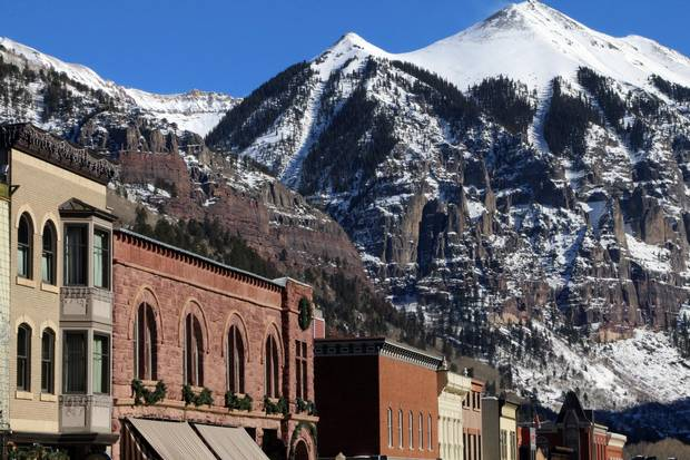 As much as any place this side of the Continental Divide, Telluride concentrates a sense of the West, past and present, the spirit of hustle and all-or-nothing gambles.