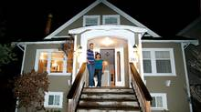 Tiana Mah and her husband Mark Patterson used the money in their TFSA for bathroom, flooring and other renos in their home in Vancouver. (LAURA LEYSHON/LAURA LEYSHON/THE GLOBE AND MAIL)