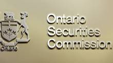 The OSC says the no-contest settlement proposal is 'aimed at resolving enforcement matters more quickly and effectively.' (Peter Power/Peter Power/The Globe and Mail)