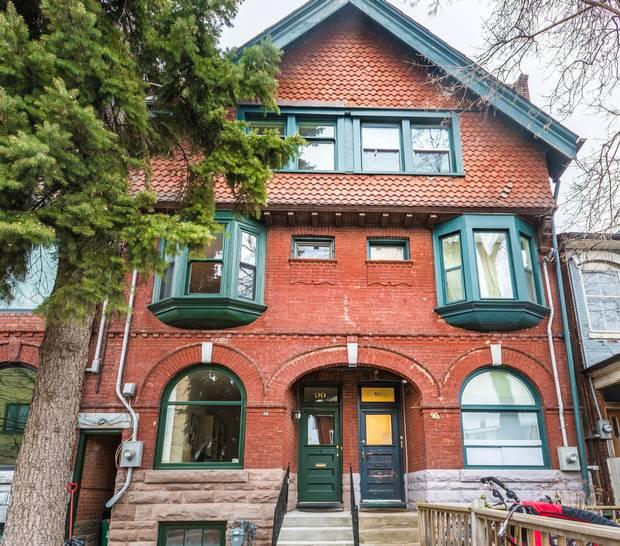 Home of the Week, 90 Markham St., Toronto