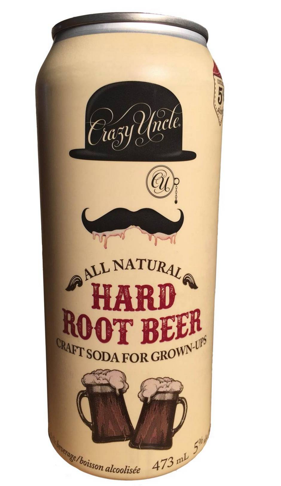 From sickly sweet to 'macho': Alcoholic root beer put to ...