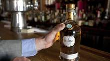 Glenfiddich Janet Sheed Roberts Reserve, a 55-year-old rarity siphoned from a cask maturing in a Scottish warehouse since Rock Around the Clock hit the Billboard charts. (Deborah Baic/The Globe and Mail)