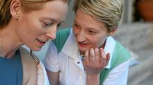 Tilda Swinton and Alba Rohrwacher in I Am Love.