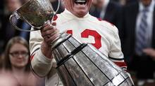Former Ottawa Rough Riders quarterback Russ Jackson (CHRIS WATTIE/REUTERS)