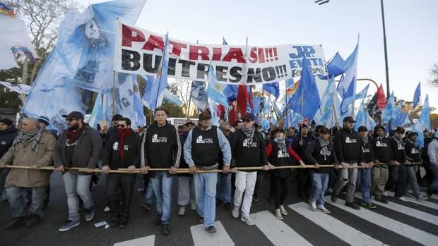 Дефолт Аргентины – сигнал Украине