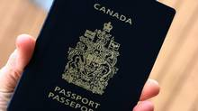 As of July 1, passports now come with a small, embedded chip digitally containing personal information that used to be handwritten. (Arlene Gee/Thinkstock)