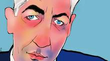 William 'Bill' Ackman by Anthony jenkins (Anthony Jenkins/The Globe and Mail/Anthony Jenkins/The Globe and Mail)