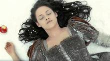 In the epic action-adventure Snow White and the Huntsman, Kristen Stewart plays the only person in the land fairer than the evil queen out to destroy her.
