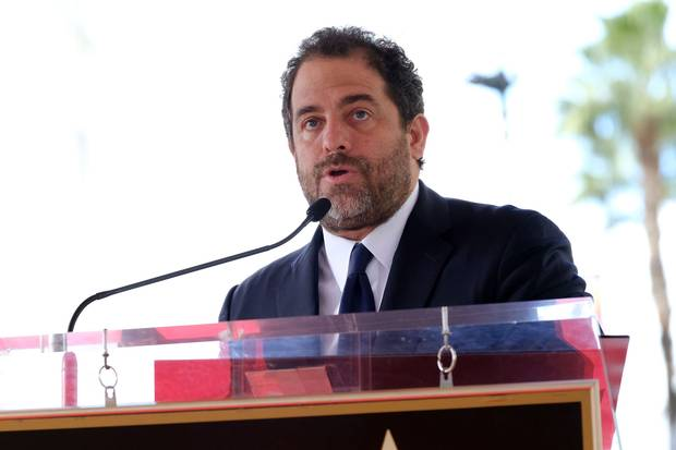 Jan. 19, 2017: Brett Ratner attending a ceremony in Hollywood for his star on the Walk of Fame.