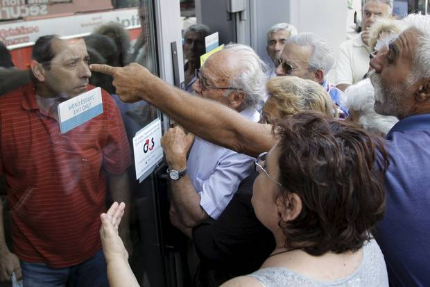 Catch up: Greek banks shut down and other stories you may have missed