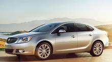 2012 Buick Verano (General Motors)