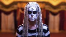 Sheri Moon Zombie in a scene from The Lords of Salem.