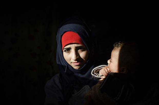 For Syrian refugees, child marriage robs a generation of its future