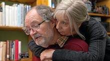 """Tom (Jim Broadbent) and Gerri (Ruth Sheen), from the movie """"Another Year"""" (Sony Pictures Classics)"""