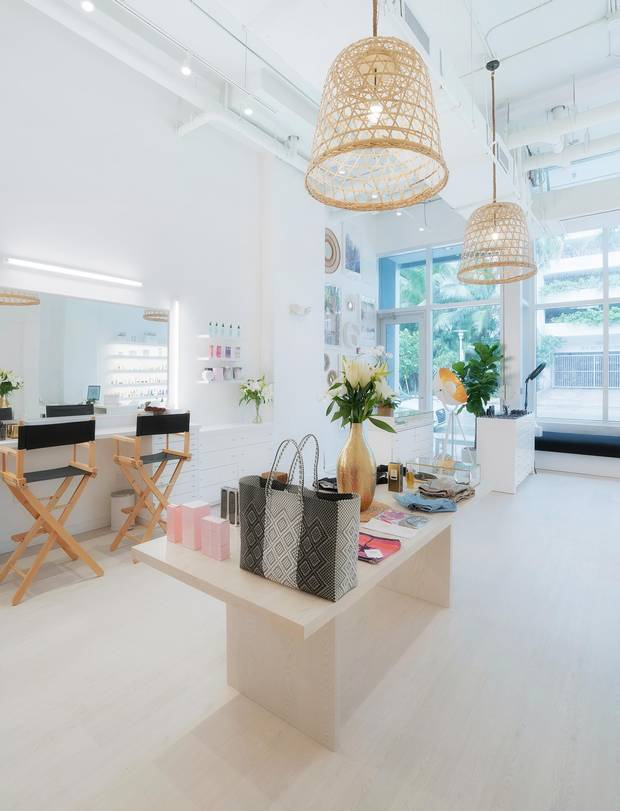 The south Florida location of Gee Beauty has relocated to Sunset Harbour