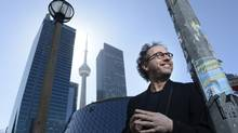 Last year, the festival featured composer Tod Machover's multimedia, crowd-sourced A Toronto Symphony. (Fred Lum/The Globe and Mail)