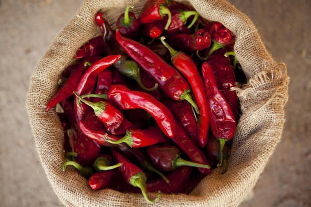 The chile pepper is central to New Mexican cuisine. The New Mexican pepper has become a staple in dishes across the state.