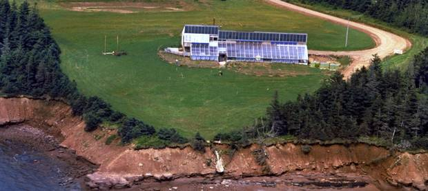 Born out of hippie activism in the 1970s, the Ark was an early example of a 'green building.'