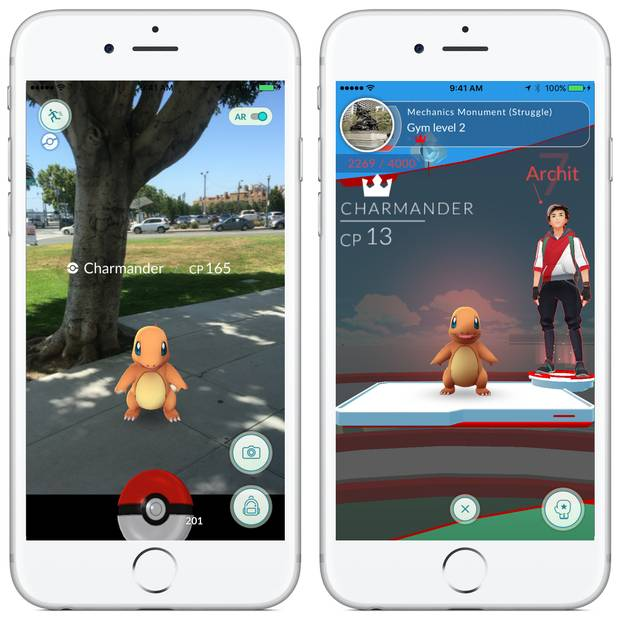 Pokemon Go has become a worldwide phenomenon in a matter of days.