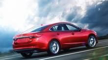 2014 Mazda6 (Mazda)