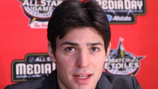 "IT'S BEEN A GOOD WEEK FOR CAREY PRICE: People have been taking potshots at the Coyotes for a number of years, but the Canadiens' netminder actually succeeded where Gary Bettman has failed, inflicting a mortal blow this week. That he killed one of the flesh-and-blood variety with a hunting rifle rather than the NHL's lifeblood sucking variety is unfortunate, but as he said on Twitter, ""Coyote hunting is a necessity on order (sic) to maintain population."" (Fred Chartrand/The Canadian Press)"