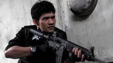 "Iko Uwais stars in ""The Raid: Redemption."" (Handout)"