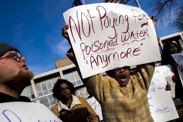 Image result for flint water crisis